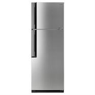 SHARP ตู้เย็น 2 ประตู 14.4 คิว รุ่น SJ-X44T-SL สีเงิน