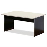 SMART OFFICE โต๊ะทำงานไม้ 1.50 เมตร รุ่น 1560 สีเมเปิ้ลดำ