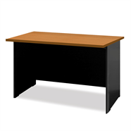 SMART OFFICE โต๊ะทำงานไม้ 1.20 เมตร รุ่น 1260 สีเชอร์รี่ดำ
