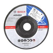 BOSCH หินเจียร์เหล็ก 4 นิ้ว X 6 มม.