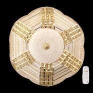 VANEZZA โคมไฟเพดานอะคริลิก LED พร้อมรีโมท 48 เซนติเมตร รุ่น DFB02