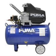 PUMA ปั๊มลมโรตารี่ 3 HP x 50 ลิตร สีน้ำเงิน รุ่น XM-2550