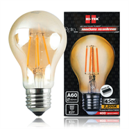 HI-TEK หลอดไฟ Vintage LED G80 4 วัตต์ (WARM WHITE) รุ่น HLLA60004G