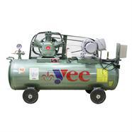 YEE ปั๊มลมพร้อมมอเตอร์ 2 HP x 220 โวลต์ สีเขียว รุ่นSE-23WPL