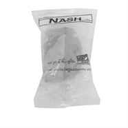NASH หูช้างใหญ่บาง สีเทา