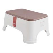 เก้าอี้พลาสติกทรงเตี้ย สีขาว PIONEER รุ่น PN900/1