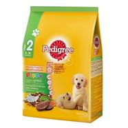 PEDIGREE อาหารลูกสุนัข รสตับ นม