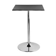 HOFF โต๊ะบาร์สี่เหลี่ยม รุ่น HJ-M5119B สีดำ