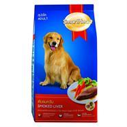 SMARTHEART อาหารสุนัขโต รสตับ 1.5 Kg.