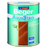 สีย้อมไม้กึ่งเงาสูตรน้ำ 1/4 แกนลอน BEGER รุ่น S6905