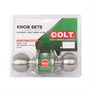 COLT ลูกบิดประตูห้องน้ำสแตนเลส รุ่น 8022-A-SS