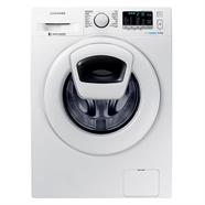SAMSUNG เครื่องซักผ้าฝาหน้า 8 กก. รุ่น WW80K5410WW/STสีขาว