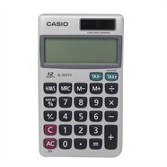 CASIO เครื่องคิดเลข 3 นิ้ว 12 หลัก รุ่น SL-320TV-W