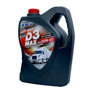 BANGCHAK น้ำมันเครื่อง รุ่น D3 Max20W-50 6L ฟรี 1L