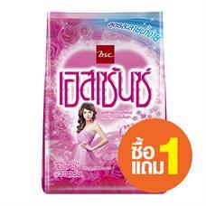 เอสเซ้นส์ ผลิตภัณฑ์ซักผ้า 500 กรัม กลิ่นฟลอรัล สีชมพู