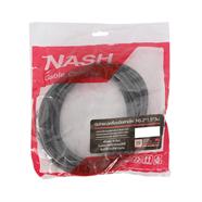 NASH อุปกรณ์เครื่องมือสายไฟ 1.5 x 5 เมตร สีดำ รุ่น NS-2