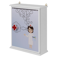 ตู้ยาสามัญ รุ่น BM001-06-P09