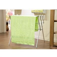 DECO ผ้าขนหนู 27x54 นิ้ว สีเขียว