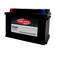 DELPHI แบตเตอรี่ รุ่น DIN54R-SMF