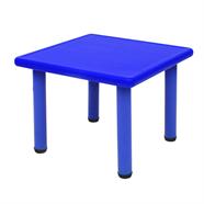 โต๊ะเด็กพลาสติก FINEXT รุ่น YCY-002 60x60 ซม. สีน้ำเงิน