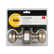 ลูกบิดประตูทองเหลืองรมดำ YALE รุ่น KN-VOV5227US5