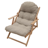 FINEXT เก้าอี้พักผ่อนผ้า รุ่น CW1114