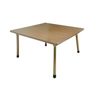 โต๊ะญี่ปุ่น 24 นิ้ว x 24 นิ้ว เหลี่ยม