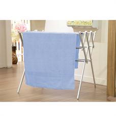 DECO ผ้าขนหนู 27x54 นิ้ว สีฟ้า