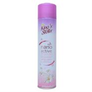 คิงส์สเตลล่า สเปรย์ปรับอากาศ NANO กลิ่น WHITE SAK 300 ML.