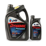 PTT น้ำมันเครื่อง 6L ฟรี 1L รุ่น PickupPremier Diessel 15W40
