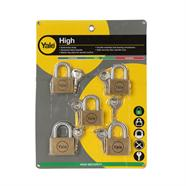YALE กุญแจคีย์อะไลท์ 45 มม. รุ่น BD45-50SSM5