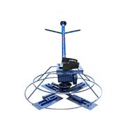 เครื่องขัดมันปูนแมลงปอ 5 HP สีน้ำเงิน