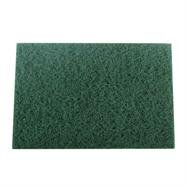 แผ่นขัดสก๊อตช์ไบรต์ 6 นิ้ว x 9 นิ้ว สีเขียว OEM รุ่นABB-X/75
