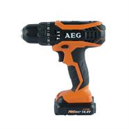 AEG สว่านไขควงกระแทก 14.4 โวลต์ สีส้ม รุ่น BSB14G3
