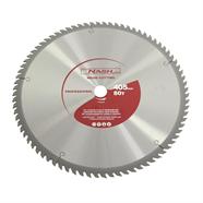 NASH ใบเลื่อยวงเดือน 16 นิ้ว x 80 ฟัน สีเทา รุ่น N12050039