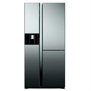 HITACHI ตู้เย็น SIDE BY SIDE 21.1Q รุ่น R-M600AGP4THXMIR สีเทา