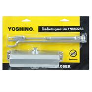 YOSHINO โช้คอัพประตูลอย รุ่น YN880253 สีเงิน