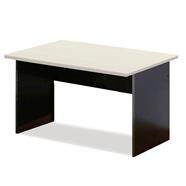 SMART OFFICE โต๊ะสำนักงาน 1.20 เมตร รุ่น 1260 สีเมเปิ้ลดำ