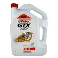 CASTROL น้ำมันเครื่อง รุ่น GTX Pick-up 10w30 6L ฟรี 1L