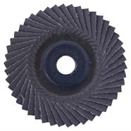 ผ้าทรายแบบจาน 4 นิ้ว สีดำ SINBAD