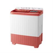 PANASONIC เครื่องซักผ้า 2 ถัง 11.5 กก. รุ่น NA-W1150NP สีขาวชมพู