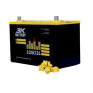 3K แบตเตอรี่ 90 Amp รุ่น 105D31L