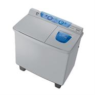 HITACHI เครื่องซักผ้า 2 ถัง 8.0 กก. รุ่น PS80LJ MBL สีขาว
