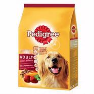 PEDIGREE อาหารสุนัขโต รสตับ ผัก