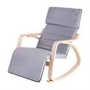 เก้าอี้พักผ่อนผ้าโมเดิร์น HOFF รุ่น CM2213T