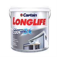 สีน้ำทาฝ้า สีควันบุหรี่ LONGLIFE รุ่น 0700