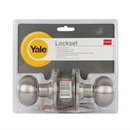 YALE ลูกบิดประตูสแตนเลส รุ่น KN-VCN5227US32D