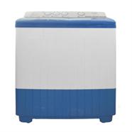 PANASONIC เครื่องซักผ้า 2 ถัง 10.5 กก. รุ่น NA-W1052NB สีฟ้า