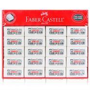 FABER-CASTELL ยางลบดินสอ รุ่น 188670 สีขาว