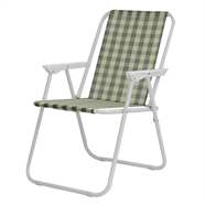 เก้าอี้พับไนลอน ลายสก๊อต รุ่น FG-I-3465